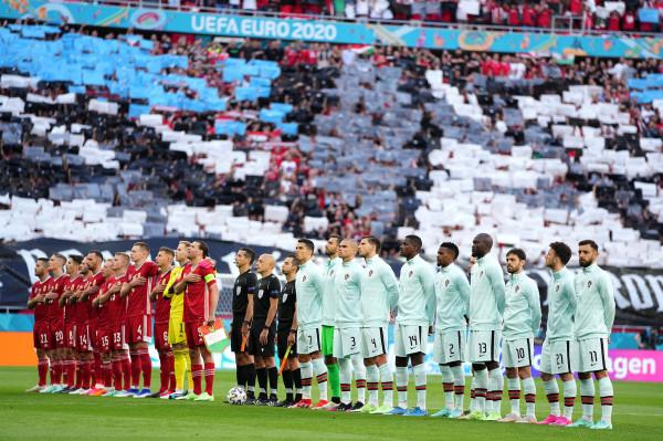 Notat e futbollistëve: Hungaria-Portugalia