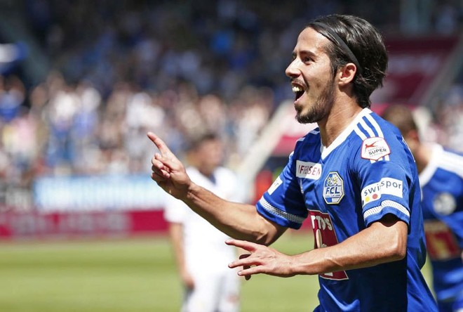 Jahmir Hyka me 2 golësh ndaj Vaduzit