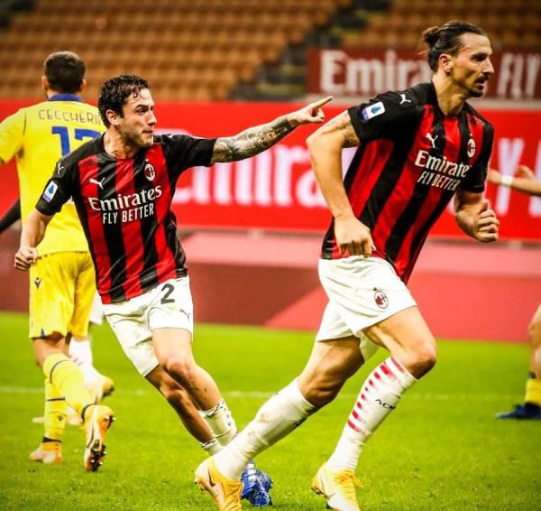 Ibra s'shënon penallti, qëllon shtyllë dhe siguron pikën e Milanit