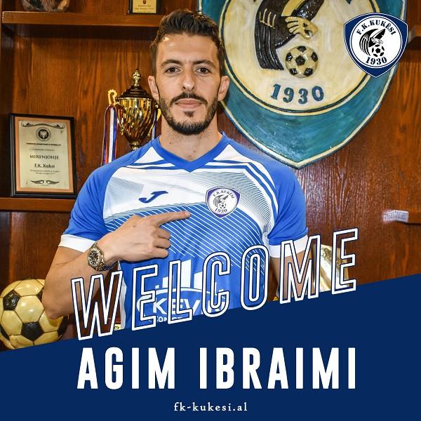 Kukësi godet me Agim Ibraimin!
