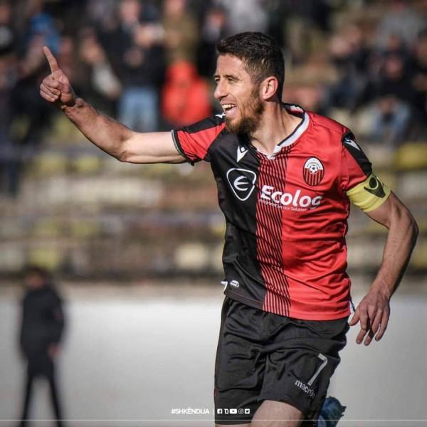 Besart Ibraimi, golashënuesi më i mirë në histori të elitës maqedone