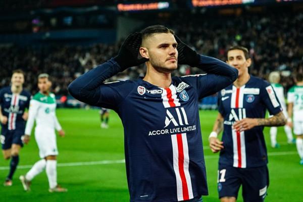 Icardi bëhet me letra i Paris St Germainit