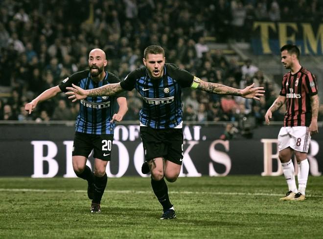 Super Icardi, Interi fiton Madonninën