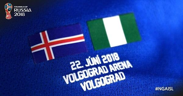 Formacionet: Nigeria-Islanda
