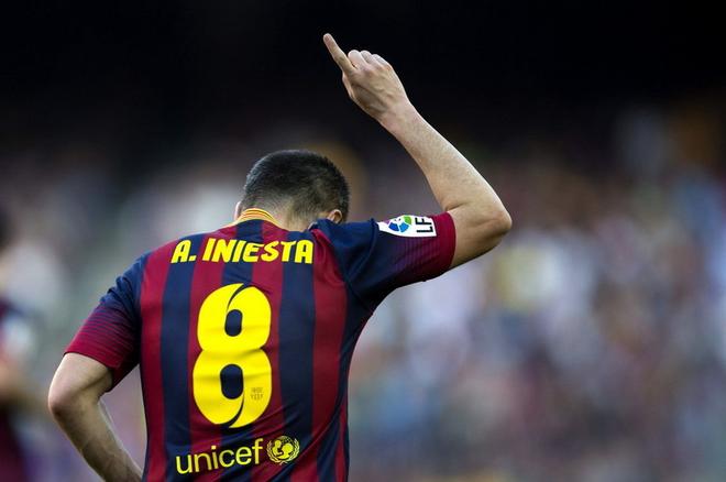 Iniesta - Barcelona, fundi i një epoke!