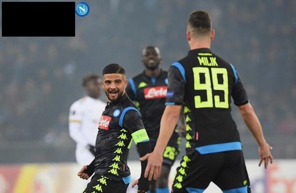 Kololli shënon me panenka, në humbje ndaj Napolit