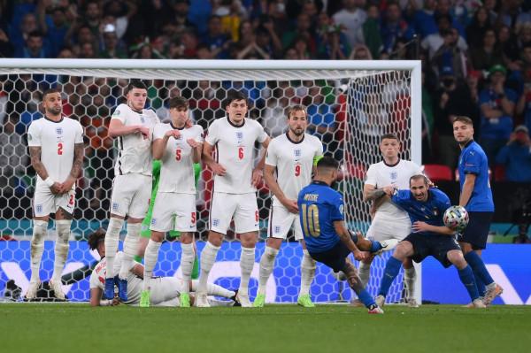 Notat e futbollistëve: Italia-Anglia