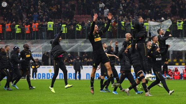 Inter bëhet lider me golat e Lautaros