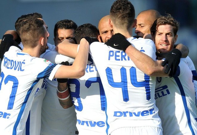 Candreva vendos, pak 'frymëmarrje' për Interin