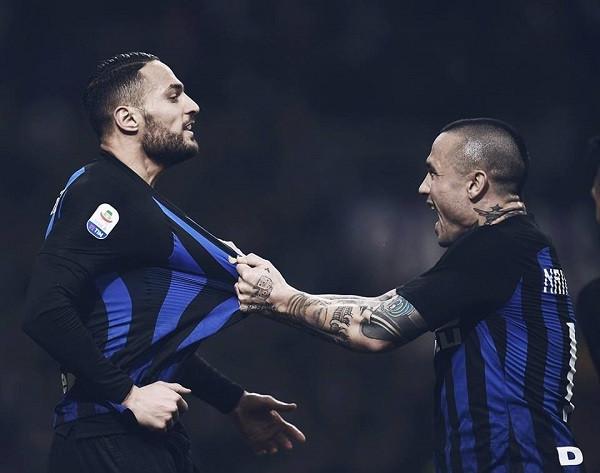 Inter mban distancën ndaj Milanit me Nainggolanin