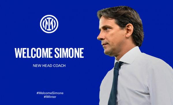 Inter zyrtarizon trajnerin e ri