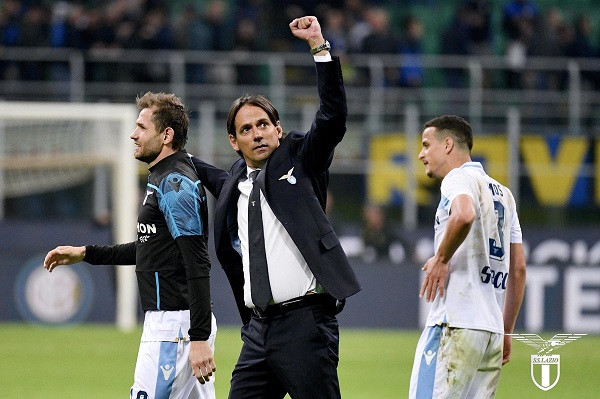 Strakosha i pakalueshëm, Lazio mposht Interin