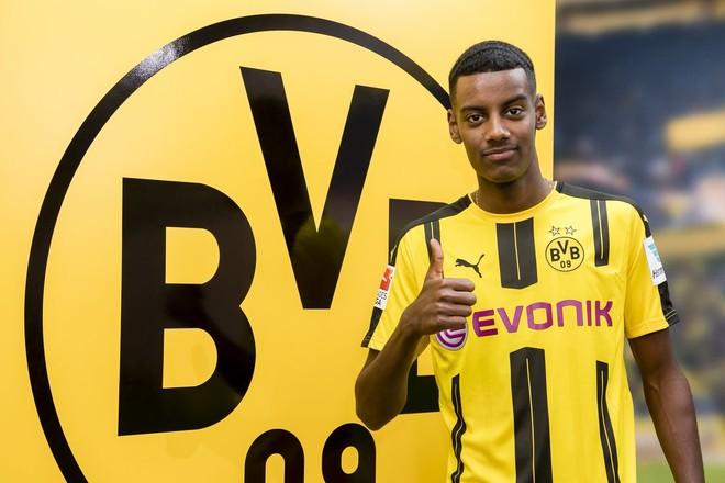Talenti premtues në Dortmund