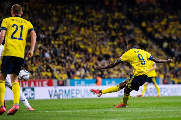 Disfatë në Suedi, e katërta në gjashtë në ndeshje