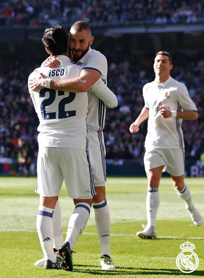Real Madrid barazon rekordin e Barcelonës