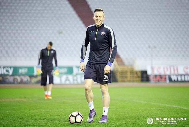 Ardian Ismajli: Lamtumirë Hajduk, Spezia erdha