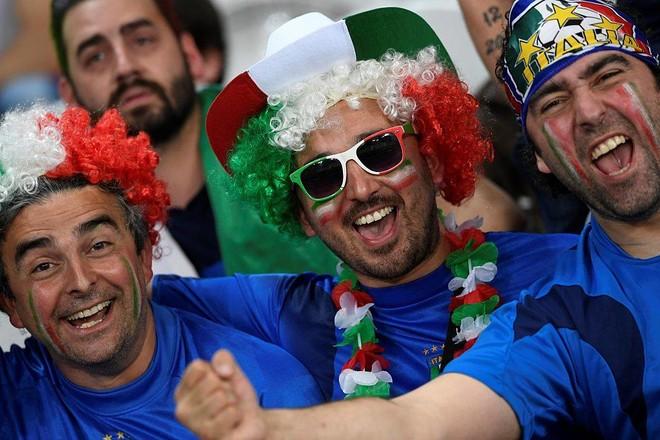 Formacionet zyrtare: Italia - Irlanda