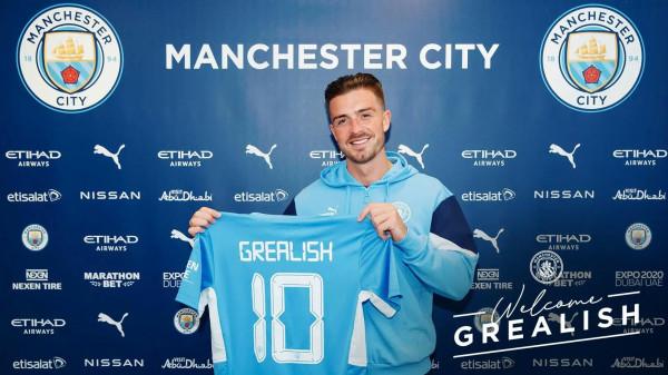 Gjithçka zyrtare, Grealish te City për 100 milionë funte!
