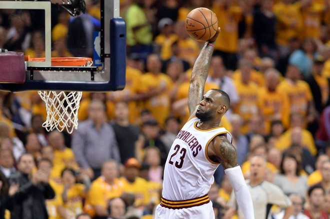 LeBron vazhdon ngjitjen, kalon Koben në dy kategori