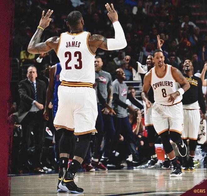 Ngritjet e LeBron Jamesit