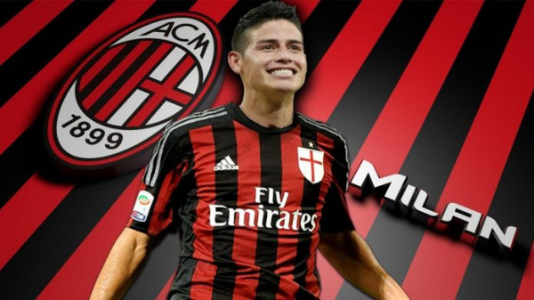 Rodriguez afër Milan-it