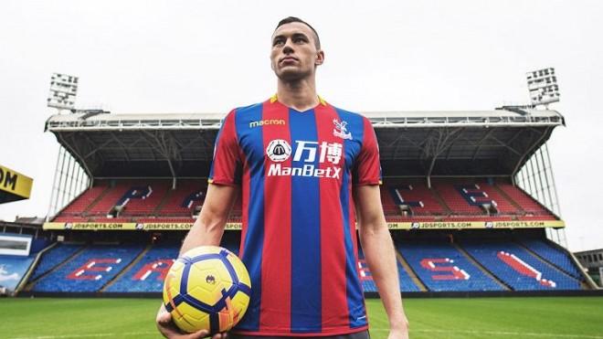 Crystal Palace merr reprezentuesin polak