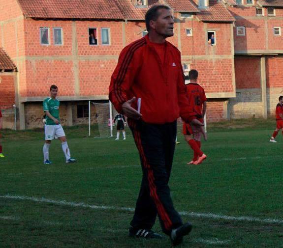 Drenica me trajner të ri