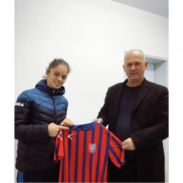 Jehona Shala transferohet te Vllaznia