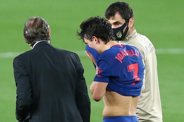 João Félix përsëri i lënduar