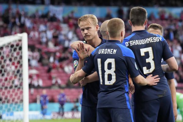 Finlanda debuton me fitore në Evropian