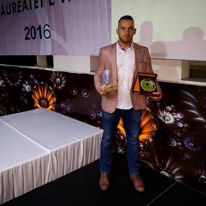 Kastriot Jupa, hendbollist i vitit në Kosovë