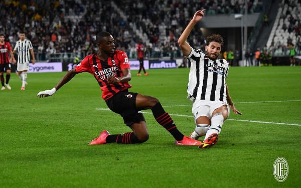 Juventus mbetet pa fitore