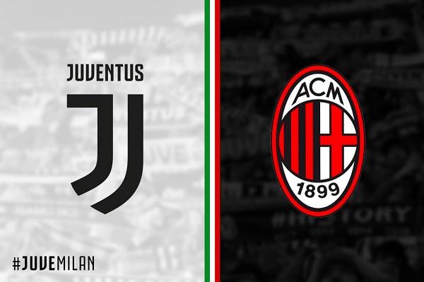 11-shet startuese Juventus - Milan
