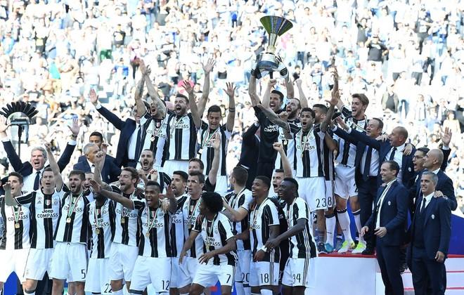10 kampionët e fundit në Serie A