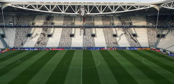 Juventus vs. Ajax, 11-shet startuese