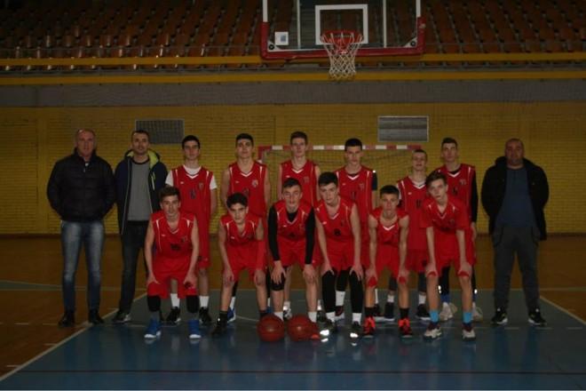 Vëllaznimi U16 drejt Durrësit për miqësore