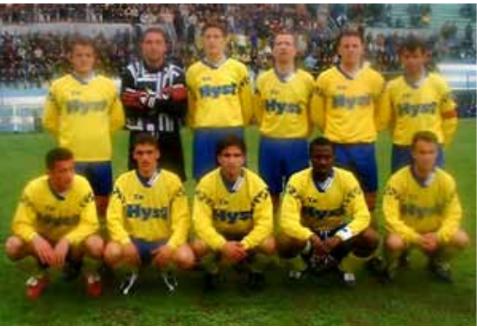 Tabela përfundimtare e Superligës së Kosovës 2001/02