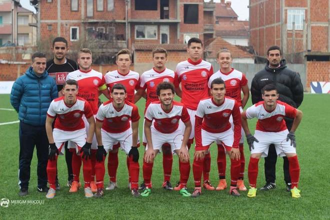 Hajvalia dhe Kosova P bien nga Liga e Parë