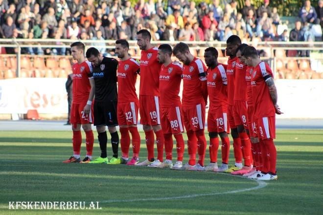 Skënderbeu rikthen mbrojtësin e Shqipërisë U21