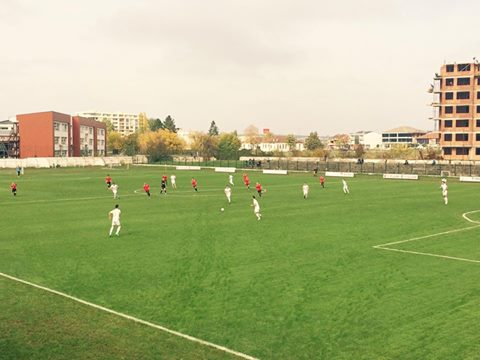 Liridon Leci vendos, Prishtina në çerekfinale