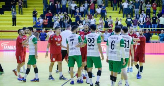 Besa Famgas eliminohet nga EHF Cup