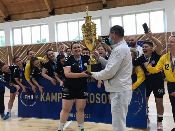 KHF Ferizaji feston titullin kampion 19/20