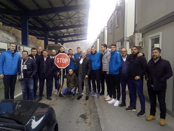 Partizani s'lejohet të hyjë në Kosovë