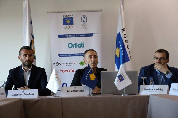 BE i KOK-ut mbajti mbledhjen e parë për ciklin olimpik 2021 – 2024