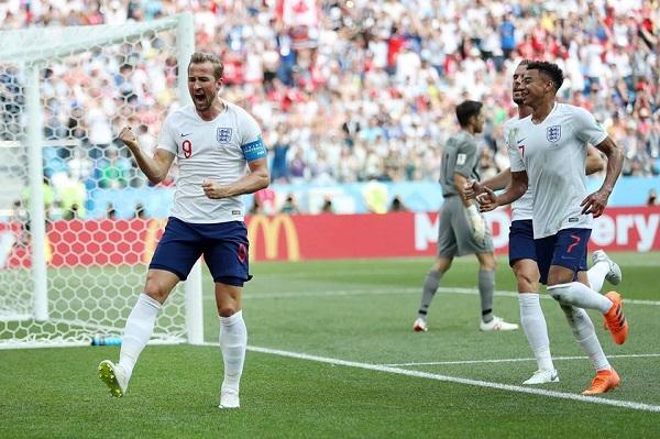 Futbollistët anglezë, në minimum