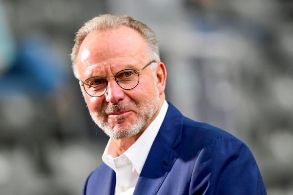 Superliga Evropiane, deklarata e Karl-Heinz Rummenige