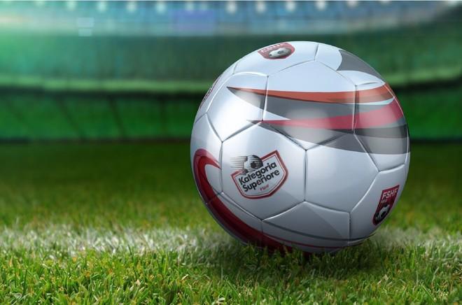 Pezullohet futbolli në Shqipëri