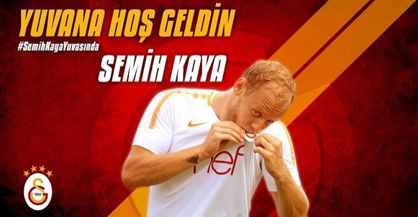 Galatasaray kthen Kayan