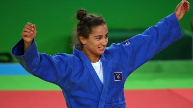 Mediat e huaja: Majlinda, medaliste e parë e Kosovës