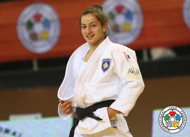Majlinda në gjysmëfinale të Grand Prix Tel Aviv